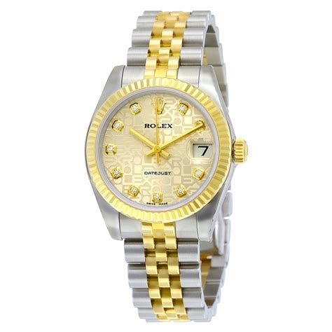 Rolex Automatic Silver rolex datejust silver automatic stainless steel and