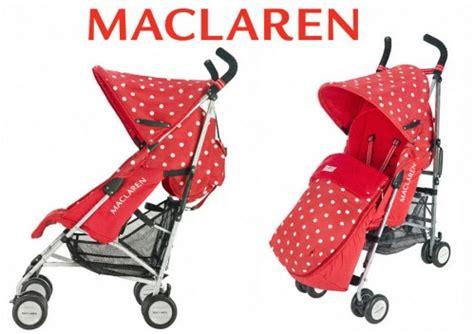 comparativas sillas de paseo coches manuales maclaren sillas paseo