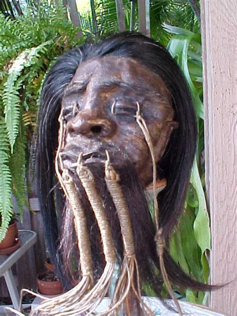 jivaro the tribe of the shrunken heads