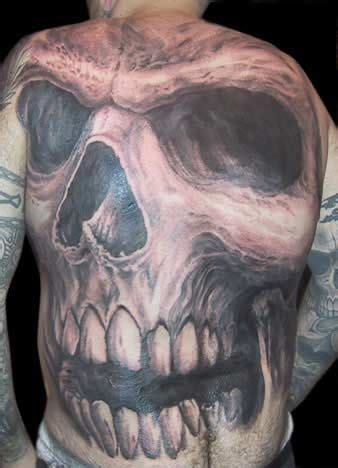 full hand skull tattoo looking for unique skull tattoos tattoos full back skull