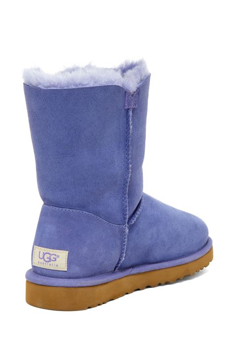 Ugg Boots On Sale Nordstrom Rack by Ugg Australia Bailey Button Genuine Sheepskin Boot