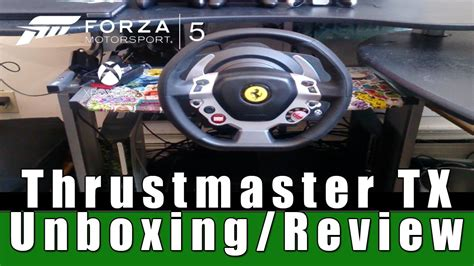 Buy Thrustmaster Tx Racing Wheel Thrustmaster Tx Racing Wheel 458 Italia Edition