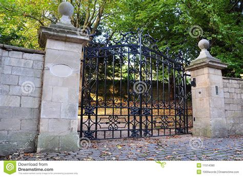 House Plans Country Style old mansion gates stock photo image of independent house