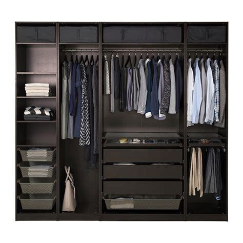 pax wardrobe 250x58x236 cm ikea