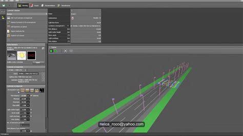 how do street lights work dialux evo how to do street lighting design calculation1