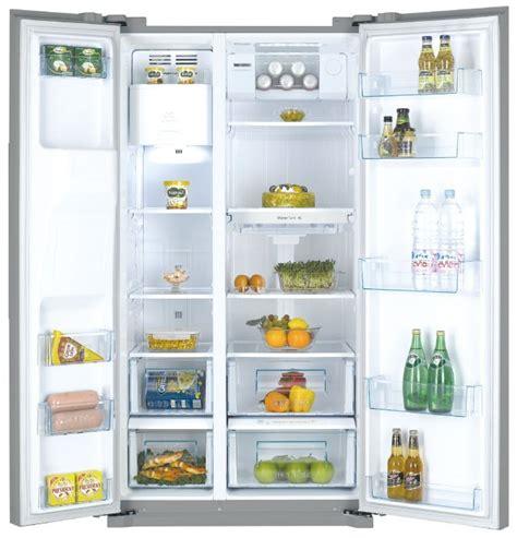 608l american style fridge freezer with plumbing free