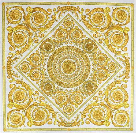 versace pattern fabric atelier versace vanity velvet fabric panel throw 54 quot ebay