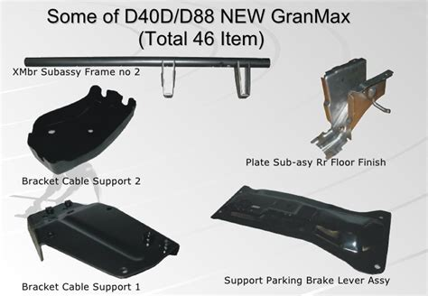 Shockbreaker Daihatsu Terios Fr Rh Lh Gas dharma polimetal sbu automotive component