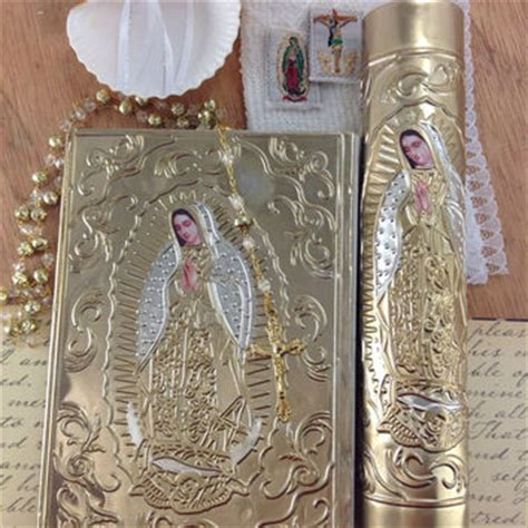 Wedding Bible And Rosary by Best Virgen De Guadalupe Products On Wanelo