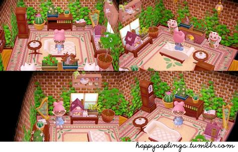 house themes acnl 1000 images about acnl interior inspiration ideas on