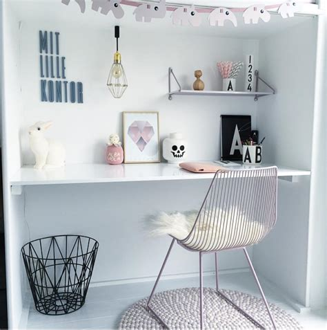 Small White Desks For Bedrooms - inspirations
