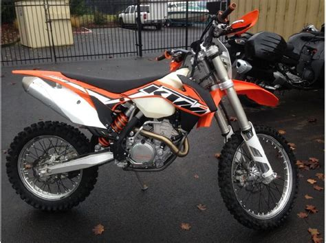Ktm 250 Xcf W Price 2014 Ktm 250 Xcf W For Sale On 2040 Motos