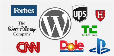 Big Brand 20 big brands that use to power their websites