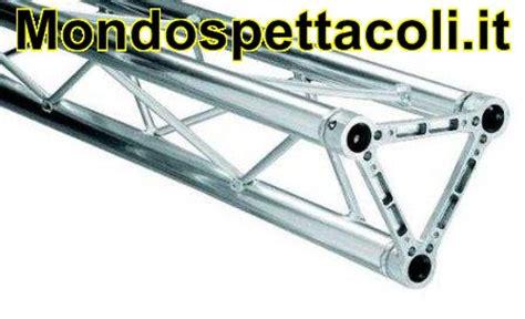 struttura a traliccio litec tx25100 traliccio triangolare in alluminio