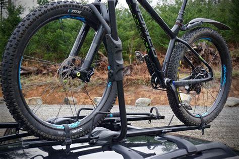 Rocky Racks by Rockymounts Tomahawk Roof Rack Review Singletracks Mountain Bike News