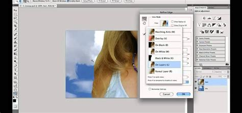 tutorial selection photoshop cs5 how to select hair when working in adobe photoshop cs5