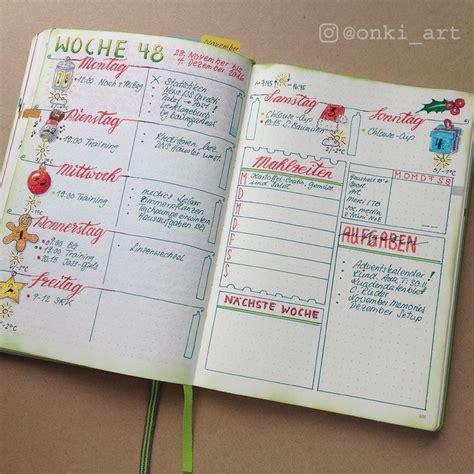 design kalender selbst gestalten die besten 17 ideen zu notizbuch auf pinterest bullet
