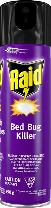 raid for bed bugs raid 174 bed bug aerosol