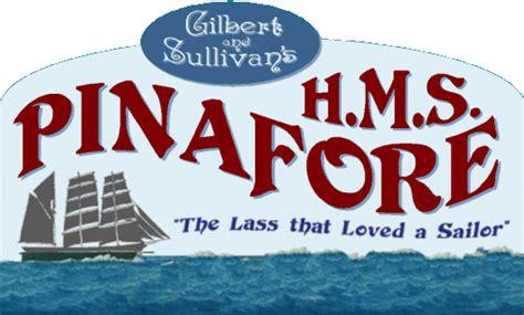 boatswain hms pinafore h m s pinafore 2005