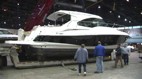 chicago boat show chicago boat show moves into mccormick place south