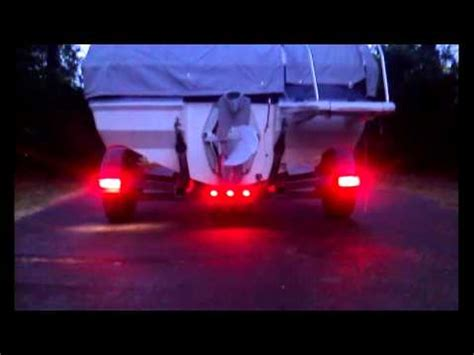 wiring up boat trailer lights boat trailer wiring repaired youtube