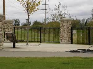 fencing gates edmonton south side ornamental