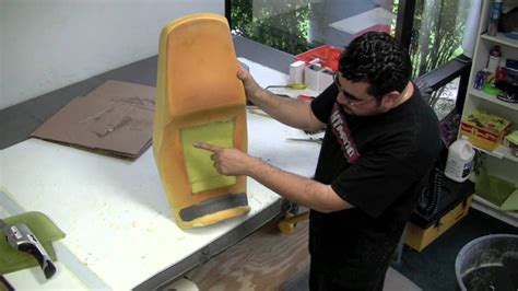 Diy Motorcycle Seat Upholstery by Diy Custom Motorcycle Seat Gel Installation