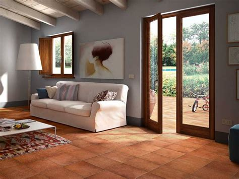 pavimento finto cotto gres porcellanato effetto cotto cigiana iperceramica