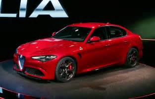 Where Is Alfa Romeo Made Alfa Romeo Giulia Qv With 510ps Official Details And High
