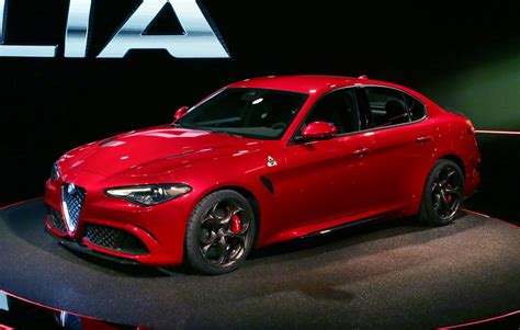 alfa romeo news alfa romeo giulia qv with 510ps official details and high