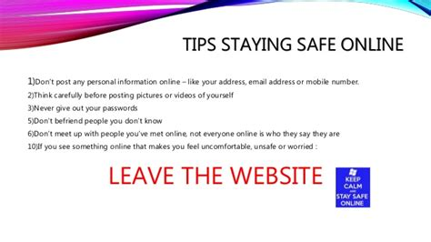 How To Make Safe Money Online - how to stay safe online
