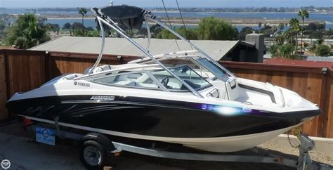 yamaha boats for sale san diego yamaha ar190 boats for sale in united states boats