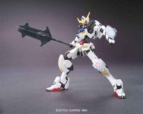 Barbatos Gundam by Bandai Hobby Hg Orphans 1 144 Gundam Barbatos Quot Gundam Iron