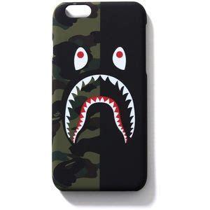 Iphone 7 Plus Bape Blue Pattern Shark Hardcase 83 other high rise swimsuit from aurelia s closet