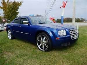Chrysler 300 With 22 Inch Rims Chrysler 300 2009 Raleigh Mitula Cars