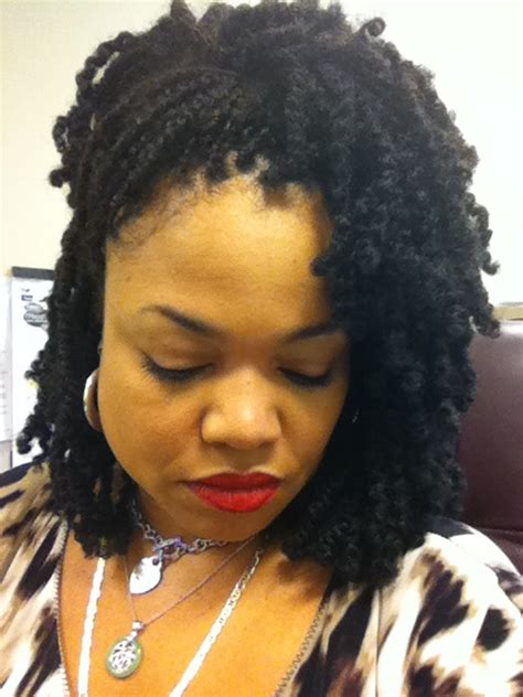 spring twists hairstyles spring twist eon natural hair week 1 protective stylin