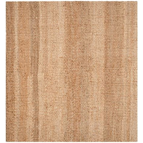 7 X 7 Area Rug Safavieh Fiber 7 Ft X 7 Ft Square Area Rug Nf732a 7sq The Home Depot
