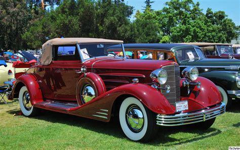 Cadillac V16 Convertible by 1933 Cadillac V16 Convertible Fvr Cadillac