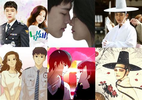 film korea webtoon 12 korean dramas based on popular webtoons