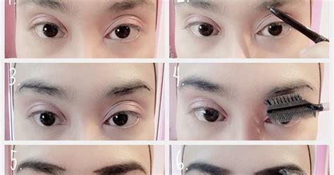 tutorial alis mata untuk wajah bulat tutorial membentuk alis untuk wanita berkerudung