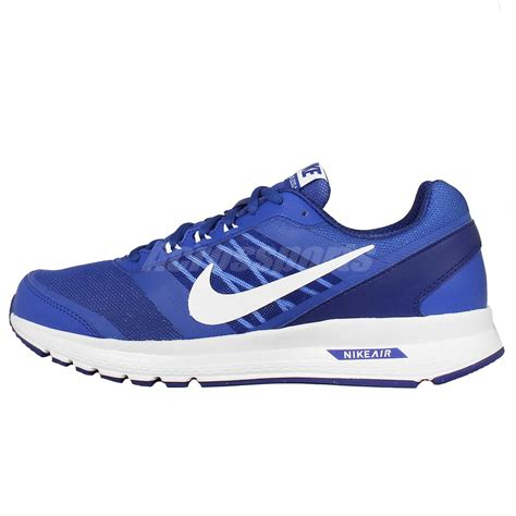 Nike Air Relentless Msl 4 Running Original nike air relentless 5 msl v blue white mens running shoes