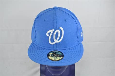 Era 59fifty Washington Nationals Mlb Fitted Baseball