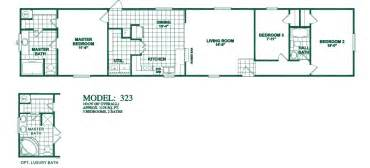 Exceptional Floor Plans Small Cabins #5: Model-323-16x76-3bedroom-2bath-oak-creek-mobile-home.jpg