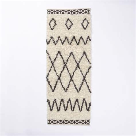 kasbah wool rug west elm kasbah wool rug ivory west elm