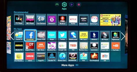 samsung apps what are samsung apps for smart tvs