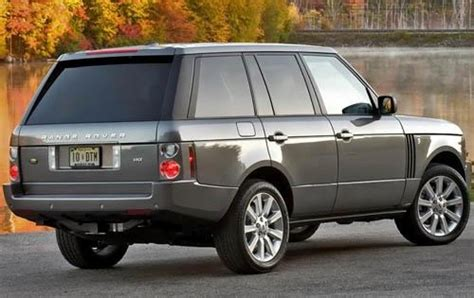 2009 land rover 2009 land rover range rover information and photos