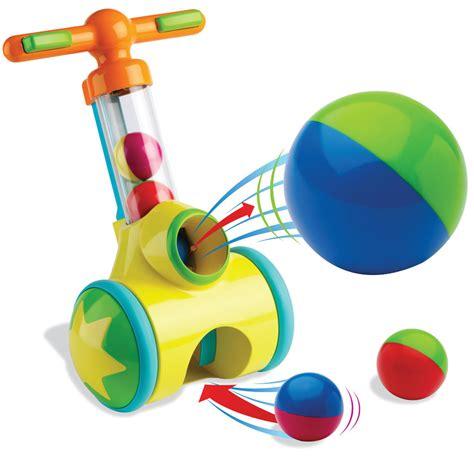 amazon toys amazon com tomy pic n pop ball blaster baby toy toys