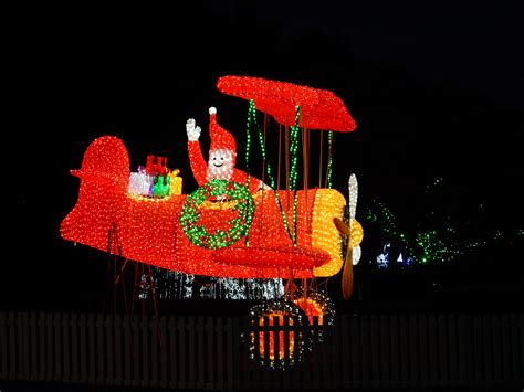 hunter valley gardens christmas lights spectacular