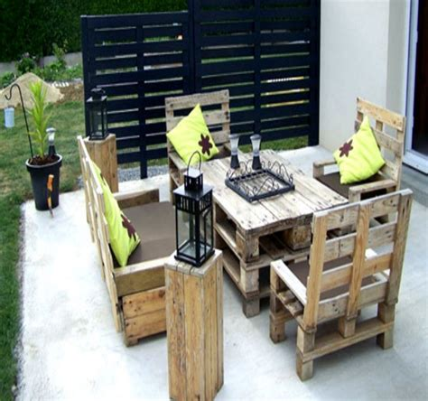 Best Outdoor Furniture Made From Pallets Patio Furniture Made Of Pallets