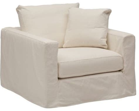 Accent Chair Slipcover Slipcover Chair Dyno White Contemporary Armchairs And Accent Chairs By High Fashion
